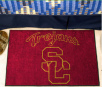 $14.99 for Choice of NCAA Starter Mat - 45 Logos Available ($45 Value)