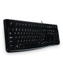 Logitech Keyboard K120 - Dented Box