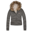 Hollister Sherpa Lined Faria Beach Hoodie