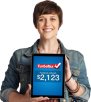 TurboTax: Deluxe + eFile for $19.99, Premier + eFile for $34.99, Home&Business + eFile for $54.99