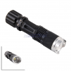 Zoomable 1200lm Cree XML T6 Flashlight Torch (1 x 18650 Not Included) From PowerFlash