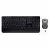 Logitech MK520 Wireless Keyboard & Mouse Combo Ergonomic Design 920-002553, Refurbished