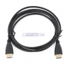 Slim 6 Ft High Speed HDMI M/M Cable V1.4, Support 3D and Ethernet-2 Pack