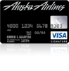 The Alaska Airlines Visa Signature Card: 50,000 Bonus Miles after $1,000 Spend