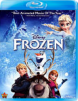 Frozen Blu-ray Disc (Used)