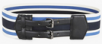 BCBG Extra 30% off Clearance: Elastic Stripes Waist Belt $17, More