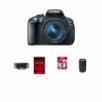 Canon EOS Rebel T5i DSLR w/ 18-55mm STM + PIXMA Printer + 50-pack Paper + 32GB SDHC Memory Card