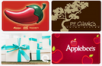 Holiday Gift Card Bonuses Roundup