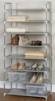 Shoe 8-Shelf Rack