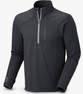 Mountain Hardwear Cragger Long-sleeved Zip T-shirt