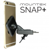 Mountek MT6000S Snap Heavy-Duty Magnetic CD Slot Car Mount for Cell Phones, Smartphones, Phablets Plus, Tablets