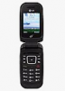 4-Pack Tracfone LG 440G Phone w/ Double Minutes for Life