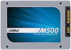 "Crucial M500 2.5"" Internal Solid State Drive SSD (Refurbished): 480GB for $99.99, 960GB for $179.99"