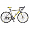 Merax Finiss Aluminum 21 Speed 700C Road Bike Racing Bicycle Shimano (58cm)