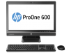 HP ProOne 600 G1 All-in-One PC (ENERGY STAR): Core i3-4160 3.6GHz, 4GB RAM, 500GB SATA, Windows 7 Professional