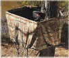 Big Game Treestands The Ultra-View DX Ladder Stand Blind Kit