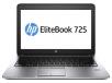 HP EliteBook 725 G2 Notebook PC (ENERGY STAR): AMD Quad-Core A10-7350B 2.1GHz, 4GB RAM, 500GB HDD, Windows 7 Pro