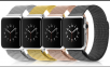 Waloo Milanese Loop Stainless Steel Apple Watch Band for $35, More