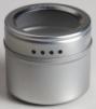 Magnetic Storage Tins, Set of 5