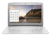 HP Chromebook Laptop - 14t: Celeron N2840 2.16GHz, 2GB RAM, 16GB eMMC, Chrome OS