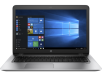 HP ProBook 470 G4 Notebook PC: Core i3-7100U 2.4GHz, 8GB RAM, 500GB HDD, Windows 10 Pro