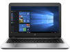 HP ProBook 455 G4 Notebook PC: AMD A6-9210 2.8GHz, 8GB RAM, 500GB HDD, Windows 10 Pro