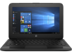 HP Stream 11 Pro G3 Notebook PC (ENERGY STAR): Celeron N3060 1.6GHz, 2GB RAM, 64GB eMMC, Windows 10 Pro