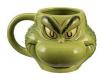 The Grinch Who Stole Christmas: 18 Oz. Sculpted Grinch Head Mug