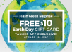 $10 Tanger Outlets Gift Card for Free (Tanger App Exclusive)