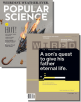 Wired & Popular Science Bundle  for $7.99/yr