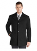 Classic Collection Traditional Fit 3/4 Length Car Coat