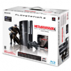 Playstation 3 80GB Console with Metal Gear Solid 4: Guns of the Patriots