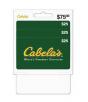 3-Pack of $25 Cabela