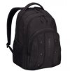 """Victorinox Swiss Army UPLOAD 16"""" Laptop Backpack - With iPad Pocket, Lightweight, Black - 64081001"""