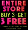 Bath & Body Works Black Friday Sale: Buy three body care and fragrance items Get three more for Free