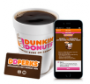 Dunkin Donuts DDPerks: Reload $10+ Balance on App, Earn $10 Bonus w/ MasterPass Checkout