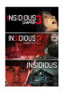 Insidious Trilogy (Digital HD Movies)