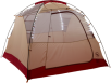 Big Agnes Chimney Creek 6 mtnGlo Tent in Orange/Cream