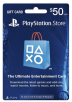 $50 PlayStation Store Gift Card (PHYSICAL CARD)