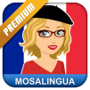 Free downloads of Learn French with MosaLingua for iPhone and iPad