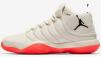 Nike Jordan Super.Fly 2017 Basketball Shoes in Sail Beige