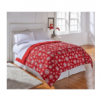LivingQuarters Down-Alternative Comforter: Twin $12, Full/Queen $14.4