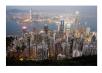 Roundtrip Nonstop Flight: San Francisco or Los Angeles to Hong Kong from $380