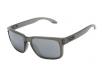 Oakley Holbrook Sunglasses (Grey Smoke Frame/Black Iridium Lens)