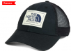 The North Face Unisex Mudder Trucker Adjustable Hat in Black or Brown: 1 for $10, 2 for $15