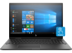"HP ENVY x360 - 15z Touch Laptop: 15.6"", AMD Ryzen 5 2 GHz, 8GB RAM, 256GB SSD, Windows 10"