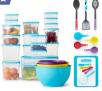 Cooks 55-Piece Food Prep & Storage Set