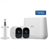 Netgear Arlo Pro Security System with Two Cameras with Netgear Arlo Indoor/Outdoor Mount