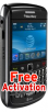 Free BlackBerry Bold 9700 Phone Black + Free activation with Select AT&T Service Plans