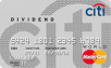 Citi Dividend World Master Card: $200 Cash Back after $500 in Purchases